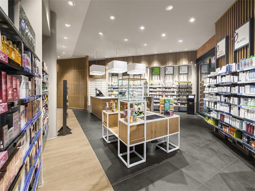 ... Fashion Pharmacy Shop Interior Design. WHY CUSTOM DESIGN