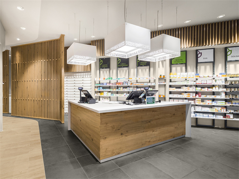 Fashion Pharmacy Interior Design Retail Specialist