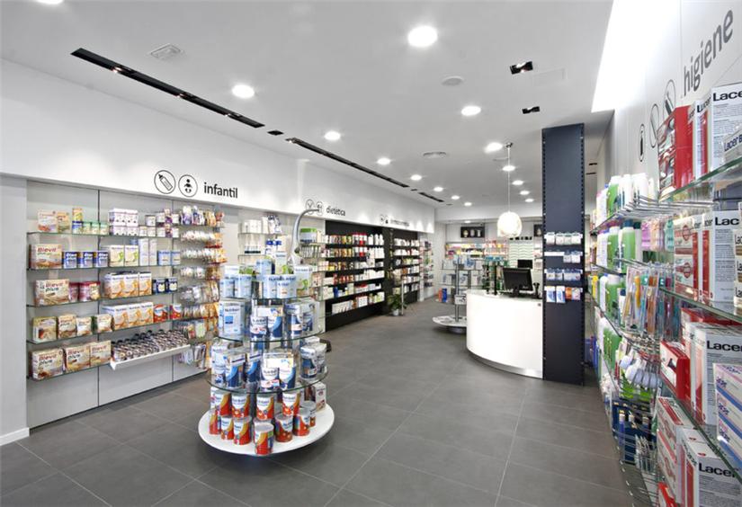 Small Pharmacy Shop Interior Design Ideas #008. WHY CUSTOM DESIGN