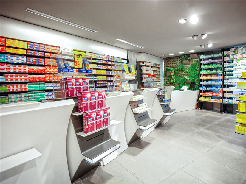Nature Pharmacy Shop Decoration Display Solution - Retail ...