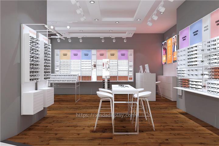 Custom Optical Shop Design Layout Retail Shop Interior Design Store Layout Design
