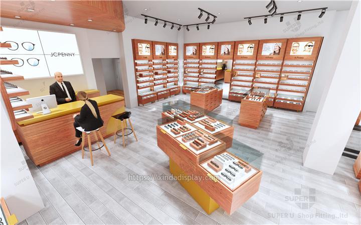 Luxury Retail Optical Shop Design Ideas - Retail Shop ...