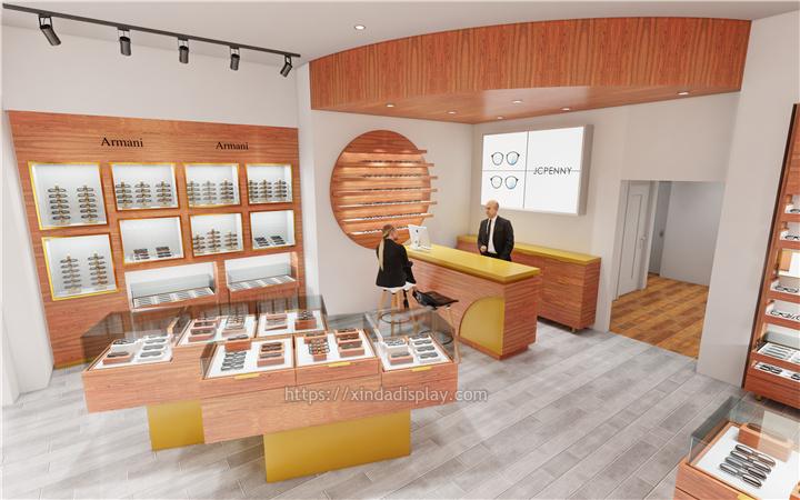 Luxury Retail Optical Shop Design Ideas Retail Shop Interior Design Store Layout Design