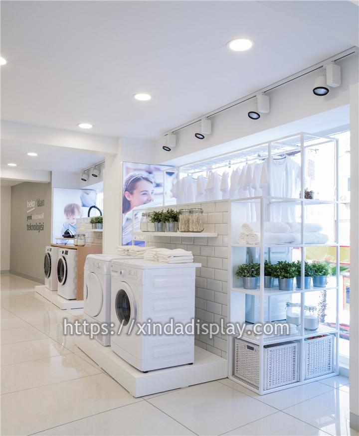 Home Appliances Store Display Furniture Retail Appliances Shop Design Ideas Retail Shop Interior Design Store Layout Design