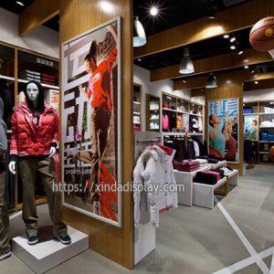 Modern Badminton Shop Display Fixture Retail Badminton ...